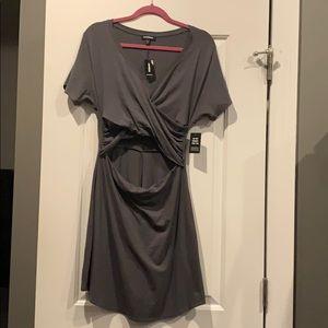 NWT Express Cut Out Dress